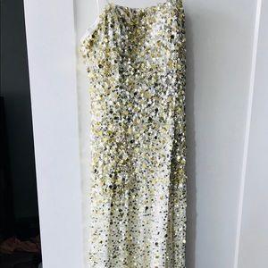 Adrianna Pappel Beaded Prom Dress